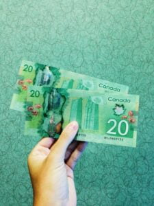 Canadian Dollar currency pairs